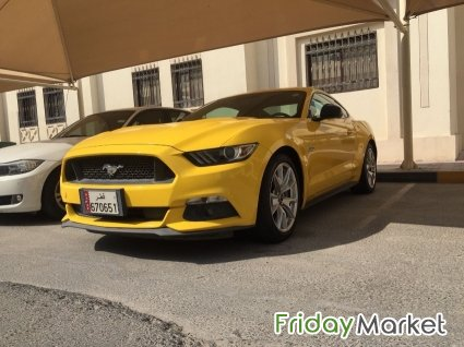 Mustang Gt  Th Anniversary Edition Full Option Doha Qatar