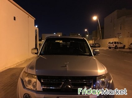 Very Good Car Mitsubishi Pajero 2013 Doha Qatar