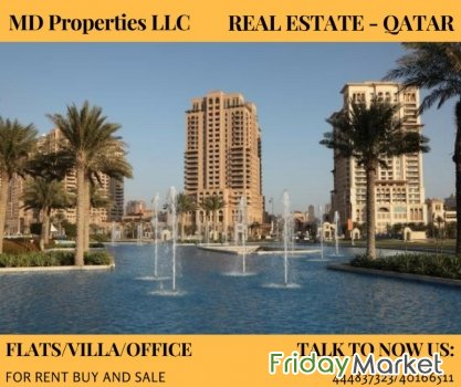 Office space for rent in Doha Qatar - MD Properties in Qatar ...