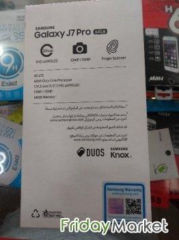 Samsung j7 pro 64gb new in Qatar - FridayMarket