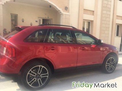 Ford Edge Sel  Kms Al Rayyan Qatar