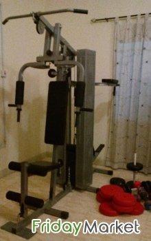 Home gym equipment in qatar fridaymarket