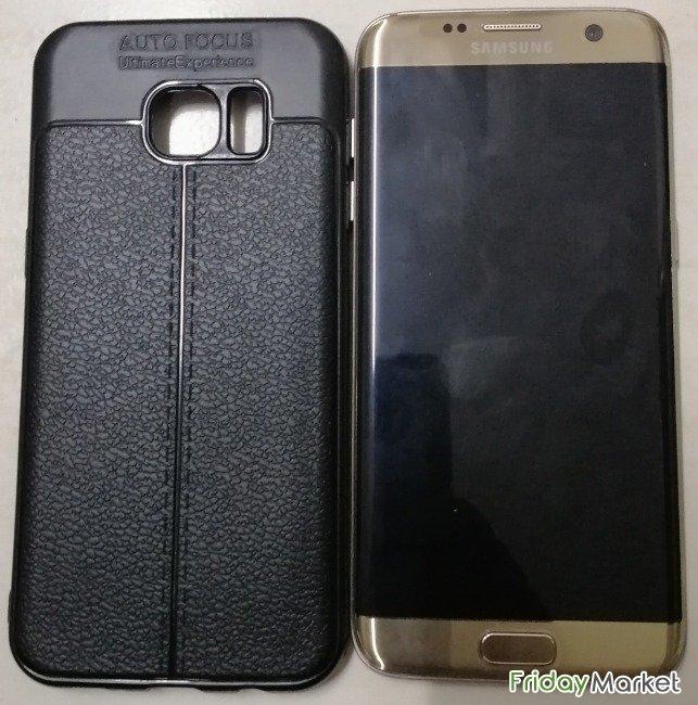 Urgent Sell Samsung S7 edge Rom 32GB Ram 4GB in Qatar - FridayMarket