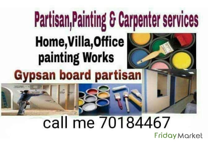 For Paint Services Doha Qatar