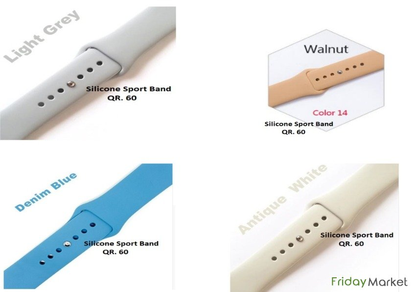 Apple Watch Bands / Straps For 44MM And 42MM Doha Qatar