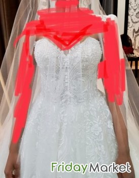 Designer Wedding Dress - STUNNING! in Qatar - FridayMarket