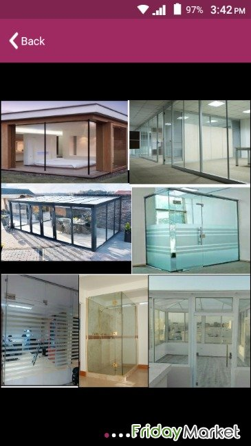 We Do All Kinds Of Glass Aluminium Mantinece Doha Qatar