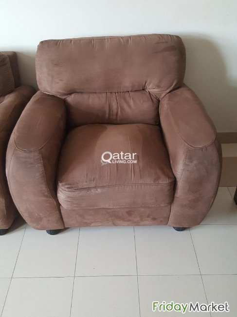 Sofaset For Sale 3+2+1+1 Set Al Khor Qatar