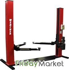 Werther single post lift
