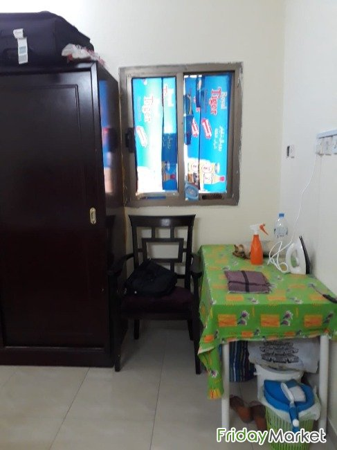 Fully Furnished Studio Room For Rent New Salatha 2300 In