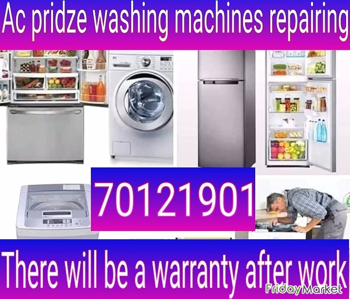 Washing Machine Service Repair Ac Call 70121901 Doha Qatar