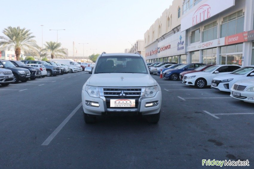 Mitsubishi Pajero - 3.5 L Full Options Doha Qatar