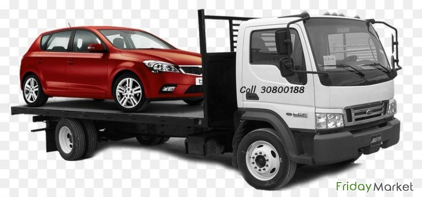 Car Breakdown Towing Service Qatar Doha Qatar