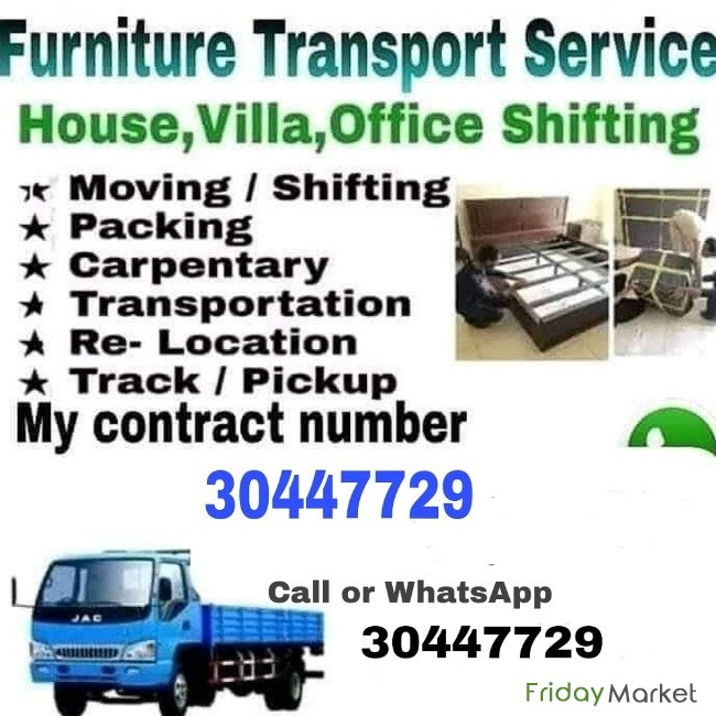 Low Price Movers Packers Call 30447729 Al Wakrah Qatar