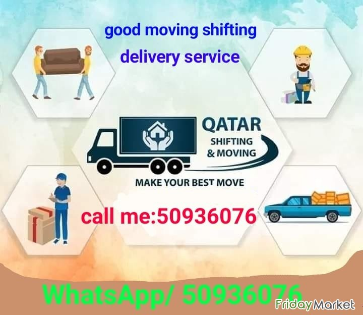 Moving Shifting Carpenter House Villa Office Delivery Service Please Al Wakrah Qatar