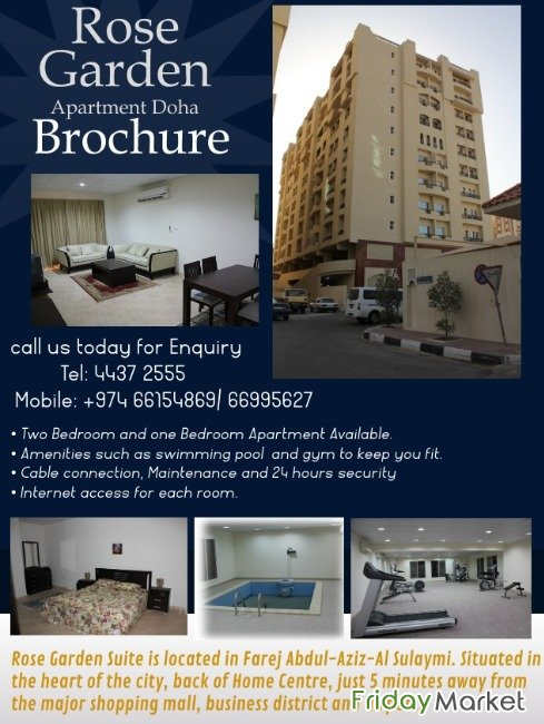 Executive Fully Furnished Apartments Doha Qatar